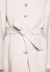 Filippa K - LIMA COAT - Short coat - ivory - 8
