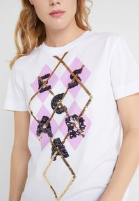 Escada Sport - EDONATA - Print T-shirt - white - 4