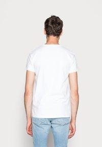 Samsøe Samsøe - KRONOS  - T-shirts basic - white - 2