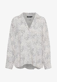 Soaked in Luxury - SLQARIN PERAMA  - Button-down blouse - floral simplicity white - 0