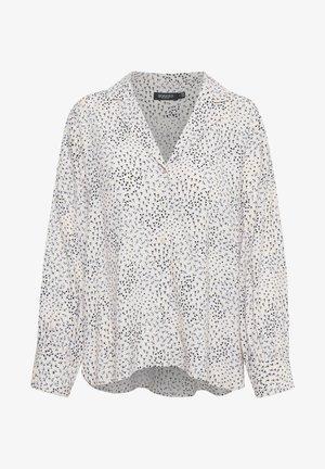 SLQARIN PERAMA  - Button-down blouse - floral simplicity white