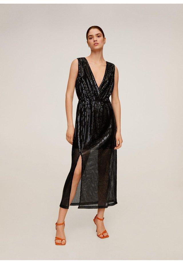 POLAR-A - Cocktail dress / Party dress - schwarz