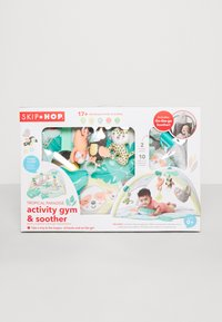 Skip Hop - TROPICAL PARADISE ACTIVITY GYM & SOOTHER - Tappetino per neonato - green - 1