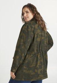 Zizzi - Summer jacket - army - 2