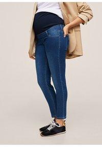 Mango - PITIMAT-I - Jeans Skinny Fit - mittelblau - 4