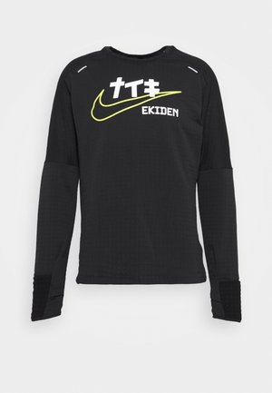 SPHERE ELEMENT CREW EKIDEN - Collegepaita - black/cyber