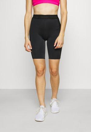 ZENNA CYCLE SHORT - Tights - black