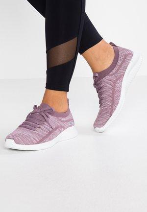ULTRA FLEX - Trainers - lavender/white