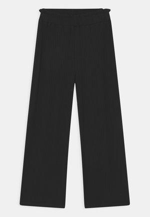 SOLID PAPINA - Kalhoty - black