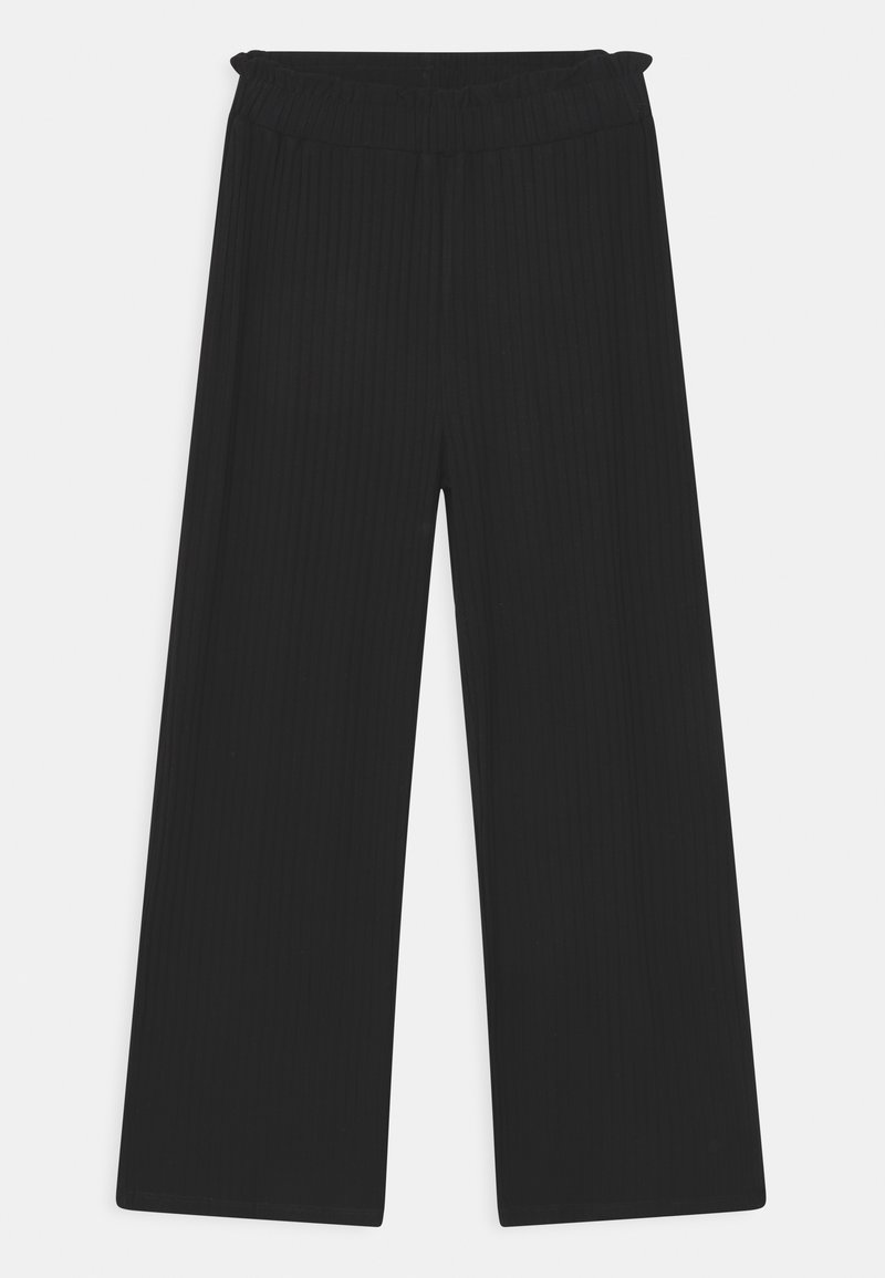 Mads Nørgaard - SOLID PAPINA - Trousers - black