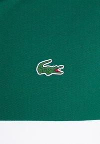 Lacoste Sport - TENNIS - Sportshirt - bottle green/white - 3