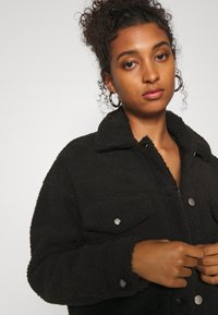 Dr.Denim - PIXLEY JACKET - Winter jacket - black - 5