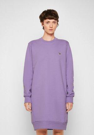 ZEBRA DRESS - Day dress - lilac