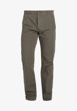 SMART FLEX ALPHA - Chino kalhoty - dockers olive