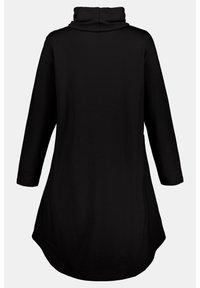 Ulla Popken - Sweatshirt - zwart - 2