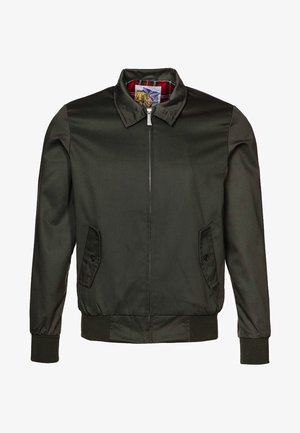 HARRINGTON - Bomber Jacket - khaki