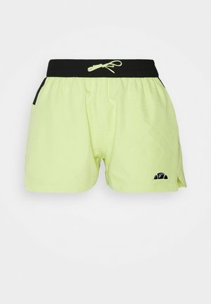 OLINA SHORT - Sports shorts - light green