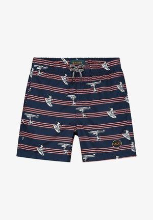 DUDE - Swimming shorts - dark navy