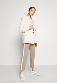 Rich & Royal - PANTS - Tracksuit bottoms - taupe - 1