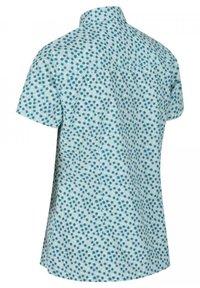 Regatta - Button-down blouse - cool aqua edelweiss - 3