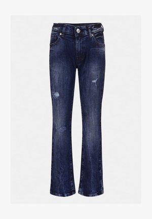 Jeans Skinny Fit - azul