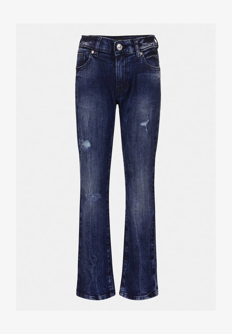 Guess - Jeans Skinny Fit - azul