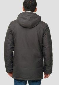 INDICODE JEANS - Winter coat - gray - 2