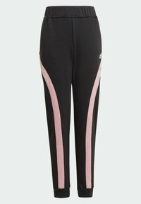 adidas Performance - G HOODED CO TS TRACKSUITS TRAINING WORKOUT TRACKSUIT - Trainingspak - pink - 2
