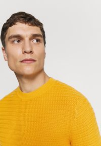 Selected Homme - SLHCONRAD  - Jumper - golden glow - 3
