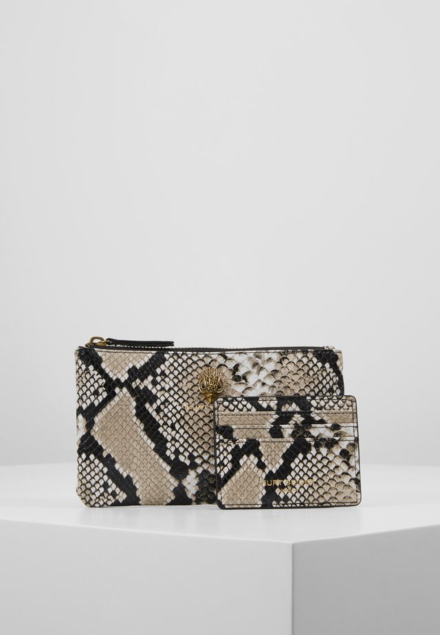 POUCH GIFT SET - Wallet - nude