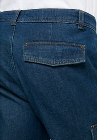 Mennace - UTILITY - Jeans relaxed fit - blue - 4