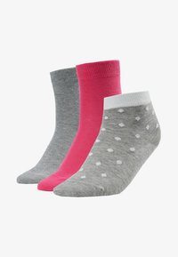 Falke - MIXED 3 PACK - Calcetines - pink - 1