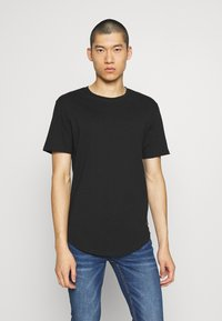 Only & Sons - 3 PACK - T-shirt basic - black/white/light grey melange - 3