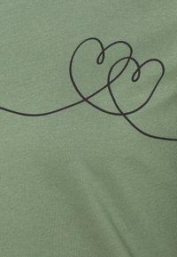 Even&Odd - Long sleeved top - green - 2