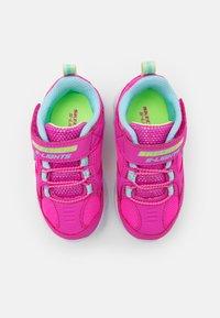 Skechers - MAGNA LIGHTS - Tenisky - pink/multicolor/hot pink - 3
