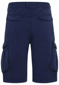 camel active - REGULAR FIT - Shorts - indigo - 8