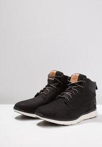 Timberland - KILLINGTON - Höga sneakers - black/white - 2