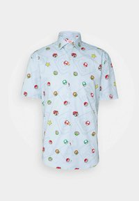 OppoSuits - SHORT SLEEVE SUPER MARIO ICONS - Shirt - blue - 6