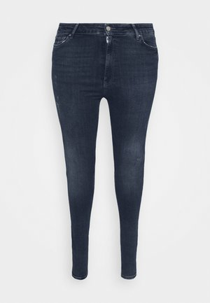 PCZELMA  - Jeans Skinny Fit - medium blue denim