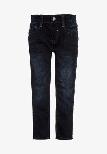 HOSE - Straight leg jeans - blue denim