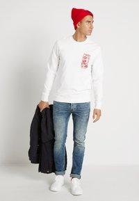 Only & Sons - ONSJANNICK - Sweatshirt - white - 1