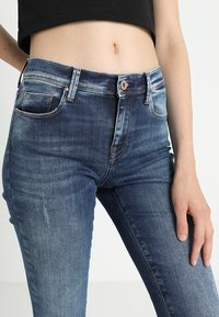ONLY - ONLSHAPE - Jeans Skinny Fit - dark blue denim - 3