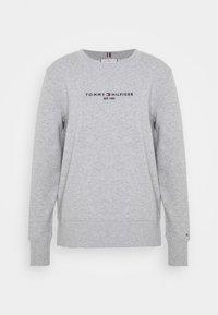 Tommy Hilfiger - Sweatshirt - light grey heather - 0