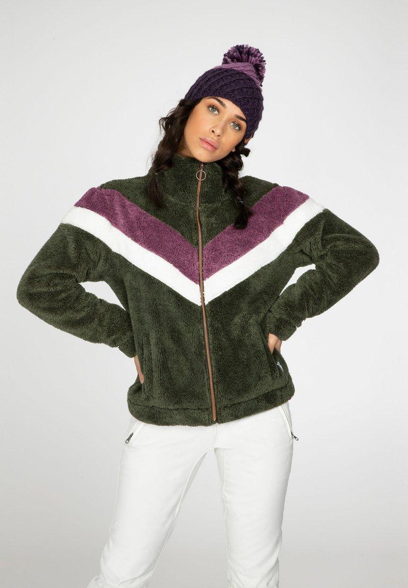 Protest - JUNIPER  - Fleece jacket - swamped