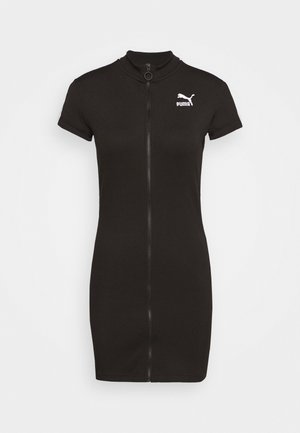 CLASSICS TIGHT DRESS - Day dress - black