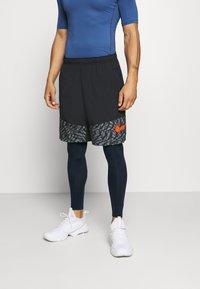 Nike Performance - Medias - obsidian/white - 3