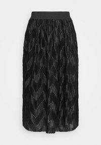 JDY - JDYMACI PLEATED SKIRT - Pleated skirt - black - 3