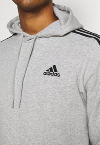 adidas Performance - CUT - Sweat à capuche - grey/black - 5