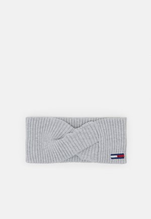 BASIC FLAG HEADBAND - Paraorecchie - grey