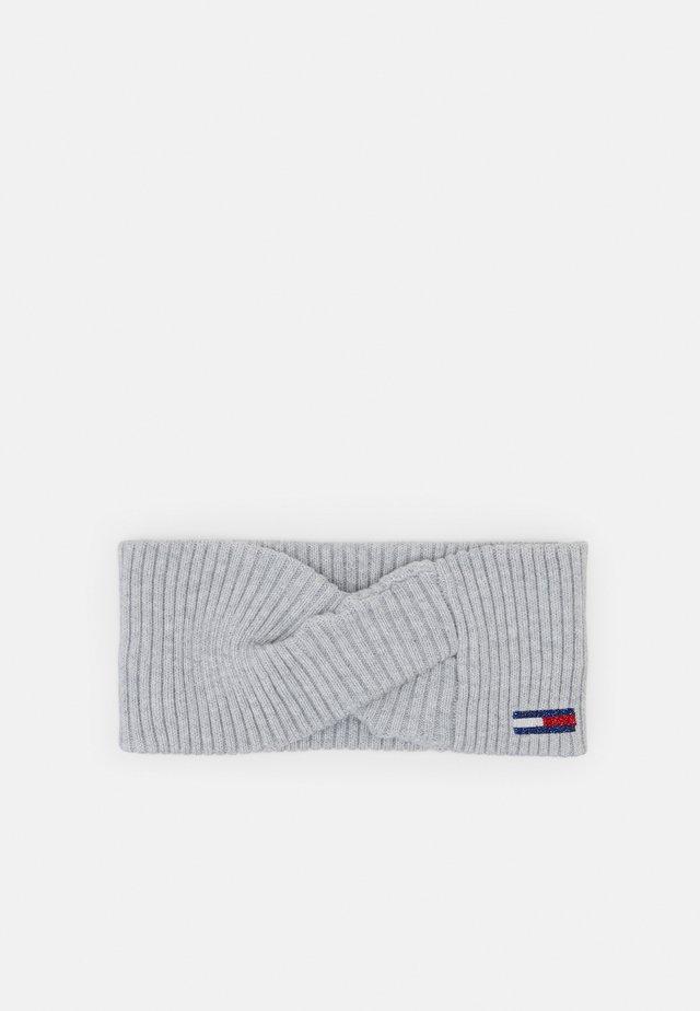BASIC FLAG HEADBAND - Ear warmers - grey